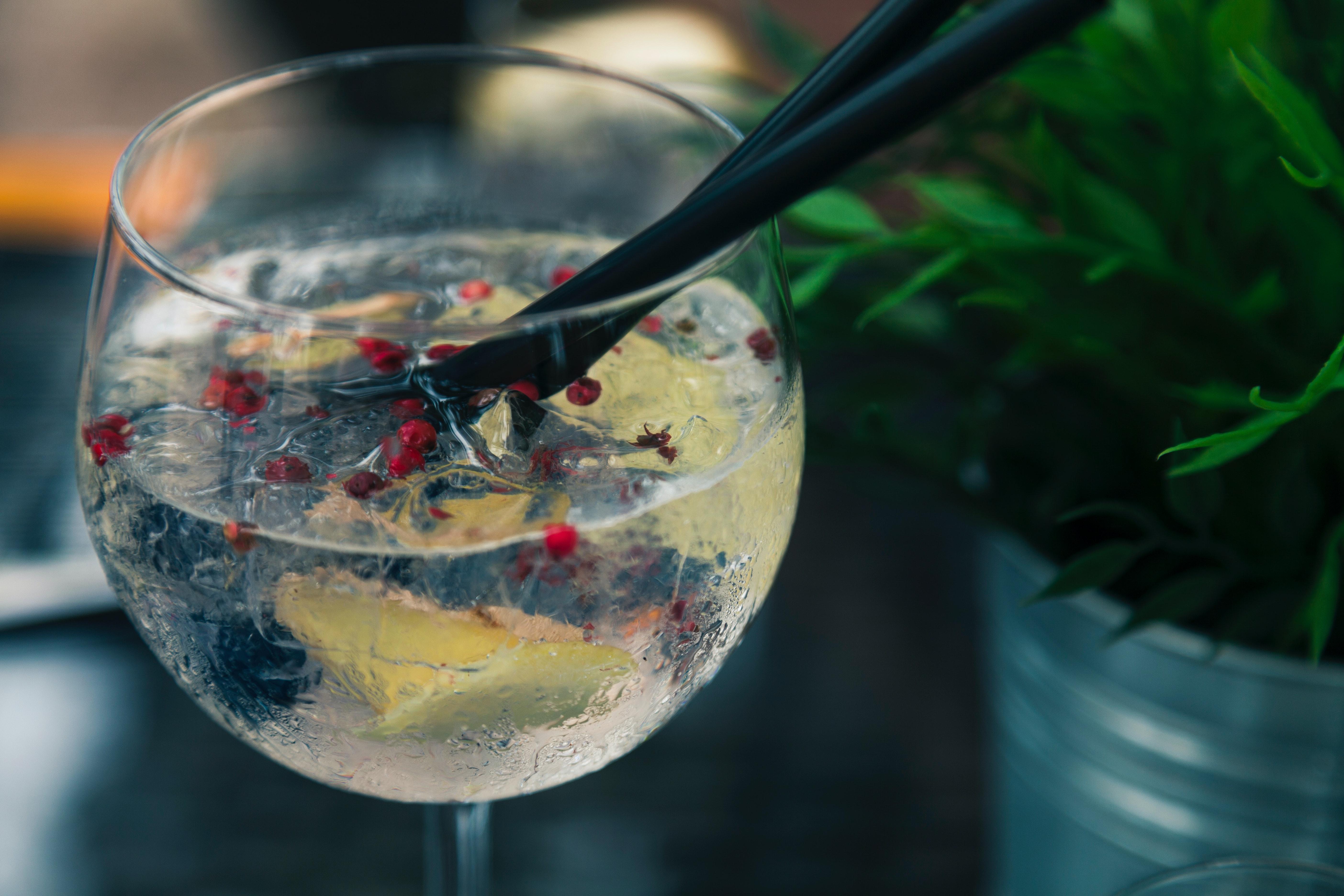Bar Mokum Staat Bekend Om: Gin Tonics!